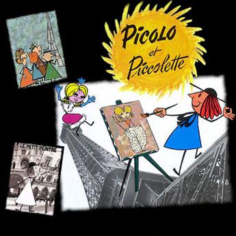 Picolo le Petit Peintre / Picolo et Piccolette - Main title - Picolo le Petit Peintre / Picolo et Picolette - Générique