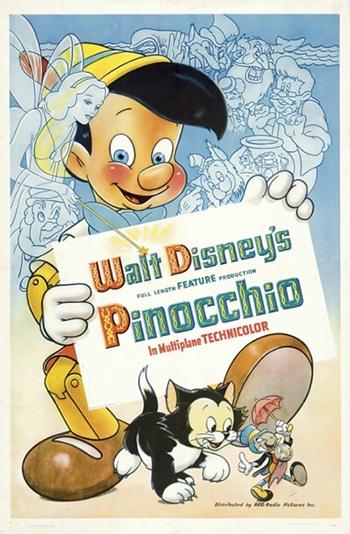 - Pinocchio - Les Pantins de Bois