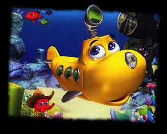 Dive Olly Dive - Main title - Plouf Olly Plouf - Générique