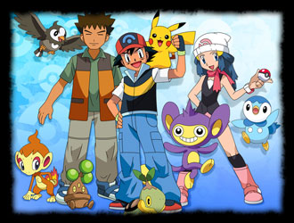 Dessins Animés Pokémon Générique Américain Saison 5