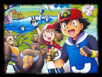 Poketto Monsutâ - Pokémon - Générique - Saison  9 - Battle Frontier