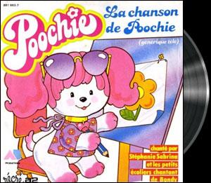 Poochie - Main title - Poochie - Générique