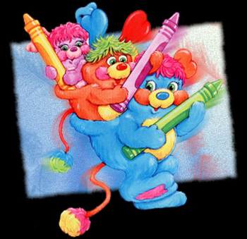 Popples - Instrumental Karaoke main title - Popples - Générique instrumental karaoké