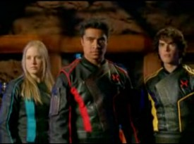 Power Rangers Ninja Storm - Power Rangers - G�n�rique - Saison 11 - Force Cyclone