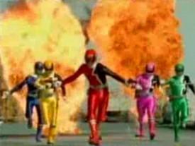 Power Rangers S.P.D. / Tokusô Sentai Dekarenjâ - Japanese ending - Power Rangers - Générique de fin japonais - Saison 13 - S.P.D. (Super Police Delta)