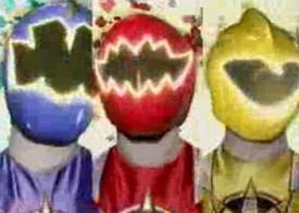 Power Rangers Dino Thunder - Power Rangers - G�n�rique - Saison 12 - Dino Tonnerre