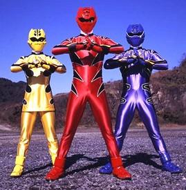 Power Rangers Jungle Fury / Juken Sentai Gekiranger Japanese main title - Power Rangers - Générique japonais - Saison 16 - Jungle Fury