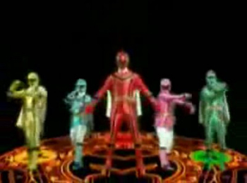 Power Rangers Mystic Force - Main title - Power Rangers - Générique - Saison 14 - Force mystique