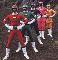 Power Rangers Turbo - Power Rangers - Générique - Saison .5 - Turbo