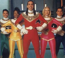 Power Rangers Zeo - Power Rangers - Générique - Saison .4 - Zeo