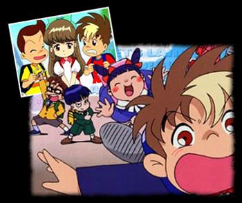 Go Go Itsutsugo Land - Main title - Quintuplés (les) - Générique