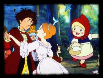 Grimm meisaku gekijô - Main title - Raconte moi une histoire - Générique