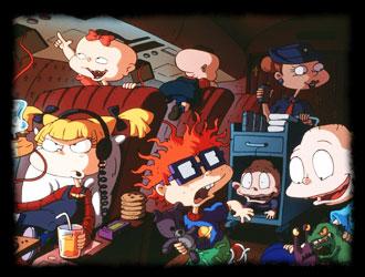 The Rugrats - Razmoket (les)