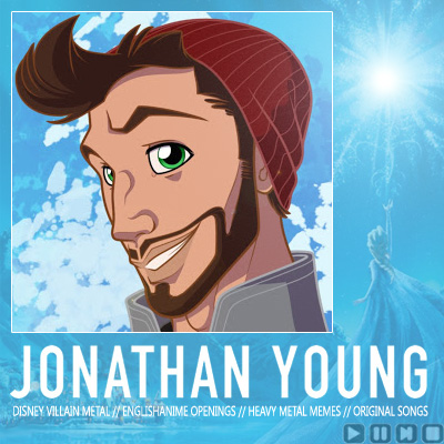 Let it Go - Reine des neiges (la) - Let it Go - Jonathan Young
