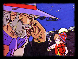 Rittai Anime Ienaki Ko - 1st italian main title - Rémi Sans Famille -  Générique italien 1979
