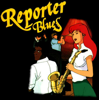 Reporter Blues - Cover opening - Reporter Blues - Générique de début - Reprise