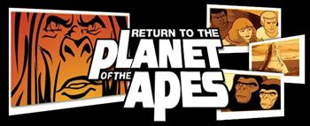 Return to the planet of the Apes - Main title - Retour à la planète des singes - Générique