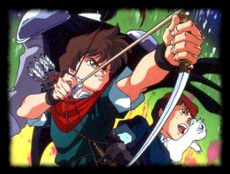 Robin Hood no daibôken - Main title - Robin des Bois (les aventures de) - Générique