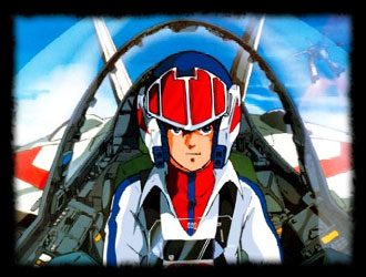 Chô Jikuu Yôsai Macross - Robotech - This is my time to be a star
