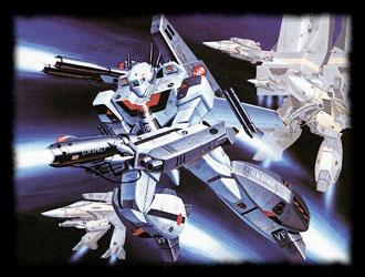 Chô Jikuu Yôsai Macross / Robotech : The Macross Saga - American main title - Robotech - Générique américain