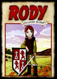 Little El Cid no Bôken - Main title - Rody le Petit Cid - Générique
