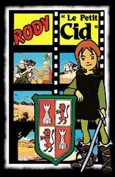 Little El Cid no Bôken - Instrumental Karaoke main title - Rody le Petit Cid - Générique instrumental karaoké
