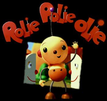 Rolie Polie Olie -  Opening - Rolie Polie Olie - Générique de début