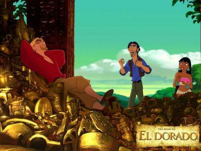 - La Route d'Eldorado - Je t'adore
