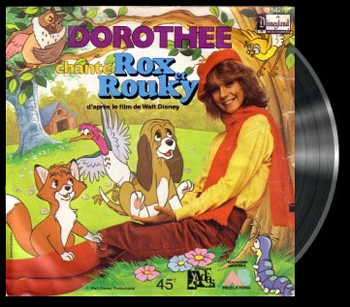 The Fox and the Hound - Song - Rox et Rouky - Chanson