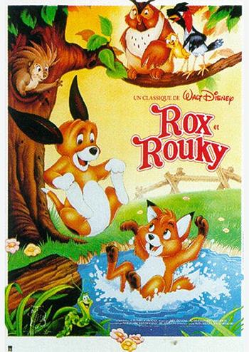 The Fox and the Hound - Deux bons copains - Rox et Rouky - Deux bons copains