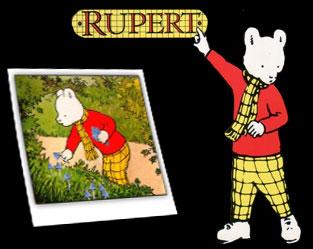 Rupert - Opening - Rupert 1991 - Générique de début