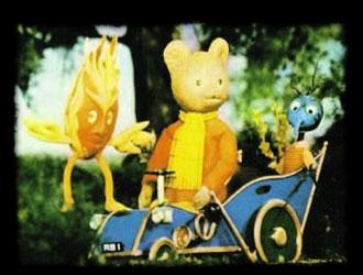 The adventures of Rupert Bear - Main title - Rupert l'ours (les aventures de) 1971 - Générique