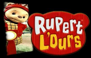Rupert Bear: Follow the magic - Ending - Rupert 2006 - Générique de fin