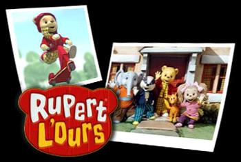 Rupert Bear: Follow the magic - Opening - Rupert 2006 - Générique de début