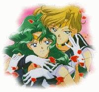 Bishôjo senshi Sailor Moon S - Sailor Moon - Thème transformation sailor Uranus & Neptune