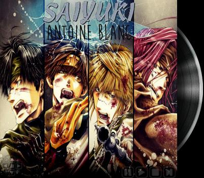 Saiyuki - Chronique de l'Extrême Voyage - Saiyuki - Générique de fin - Ton existence