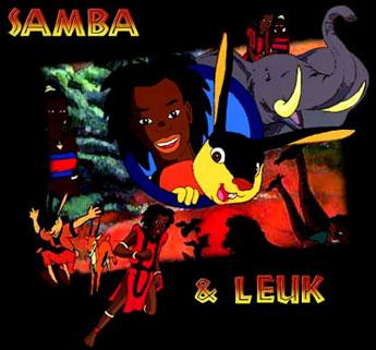Samba et Leuk le lièvre - Main title - Samba et Leuk le lièvre - Générique