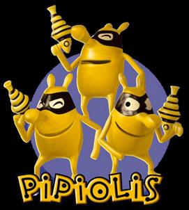 SamSam - Pipiolis's song - SamSam -