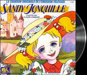 Hello, Sandy Bell ! - Instrumental main title - Sandy Jonquille - Générique  instrumental