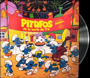 The Smurfs - Spanish main title - Schtroumpfs (les) -  Générique n°1  espagnol