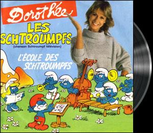 The Smurfs - Main title - Schtroumpfs (les) -  Générique n°1