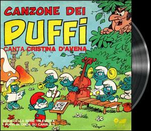 The Smurfs - Italian song - Schtroumpfs (les) - Chanson : La scuola dei Puffi