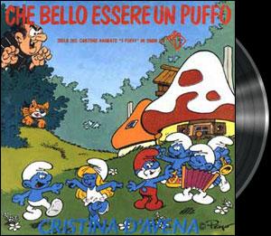 The Smurfs - 3rd Italian main title - Schtroumpfs (les) -  Générique n°3 italien