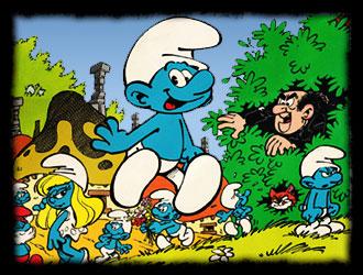 The Smurfs - American main title - Schtroumpfs (les) -  Générique n°1 américain