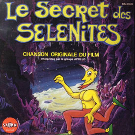 Moon Madness / Le Secret des Sélénites - Instrumental main title - Secret des Sélénites (le) - Générique instrumental