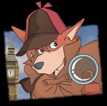 Meitantei Holmes - Cover main title - Sherlock Holmes (les aventures de) - Générique : Reprise 2001