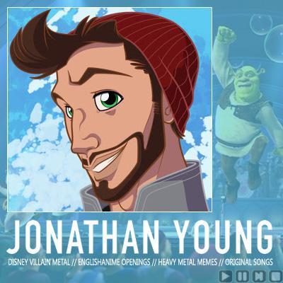 Livin' La Vida Loca - Shrek 2 - Livin' La Vida Loca - Jonathan Young
