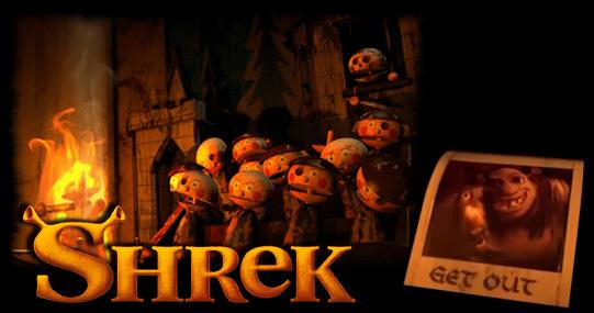 Scared Shrekless - Halloween's theme - Shrek, Fais moi peur ! - Theme d'Halloween