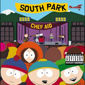 South Park - German main title - South Park - Générique allemand