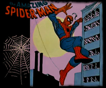 Spiderman - American main title - Araignée (l') - Générique américain